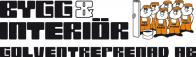 Bygginteriör och Golventreprenad logotyp